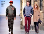 Sidewalk Style: Emma Stone In MaxMara & Andrew Garfield In Rag & Bone