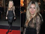 Sienna Miller In Emilio Pucci - Lancel Celebrates '135 Years Of French Legerete'