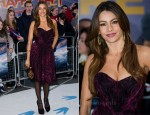 Sofia Vergara In Dolce & Gabbana - 'Happy Feet Two' London Premiere