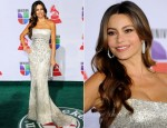 Sofia Vergara In Reem Acra - 2011 Latin Grammy Awards