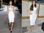 Sonam Kapoor In Stella McCartney - NOURISH Well-Being Clinic