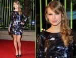 Taylor Swift In Emilio Pucci - 59th Annual BMI Awards