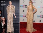 Taylor Swift In Reem Acra - 2011 American Music Awards