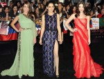 Who Was Your Best Dressed At 'The Twilight Saga: Breaking Dawn - Part 1' LA Premiere?