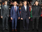'The Twilight Saga: Breaking Dawn – Part 1′ LA Premiere Menswear