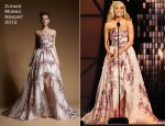 Carrie Underwood's 8 Wardrobe Changes At The 2011 CMA Awards