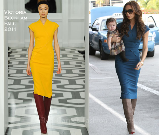 How much is a victoria beckham dress style