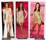 Who Wore Balmain Better? Zoe Saldana, Joan Smalls or Alessandra Ambrosio
