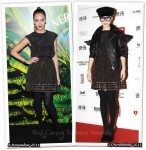 Who Wore Versace for H&M Better? Jessica Alba or Fan Bingbing