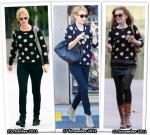 Who Wore Madewell Better? January Jones, Emma Roberts or Isla Fisher