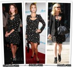 Who Wore Rebecca Taylor Better? Alexa Chung, Ivanka Trump or Kirsten Dunst
