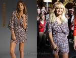 In Nicole Richie's Closet - Winter Kate Snow Fairy Dress