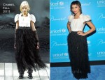 Zoe Kravitz In Chanel - 8th Annual UNICEF Snowflake Ball