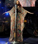 Florence Welch In Naeem Khan - KROQ's Almost Acoustic Christmas 2011