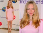 Amanda Seyfried In Calvin Klein - March Of Dimes' 6th Annual Celebration Of Babies Luncheon