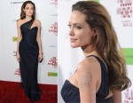Angelina Jolie In Romona Keveza - 'The Land Of Blood and Honey' LA Premiere