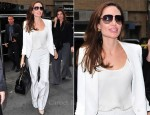 Sidewalk Style: Angelina Jolie In Stella McCartney