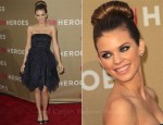 AnnaLynne McCord In Alice + Olivia - CNN Heroes: An All-Star Tribute