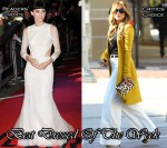 Best Dressed Of The Week - Rooney Mara In Givenchy Couture & Jennifer Lopez In The Row & Milly