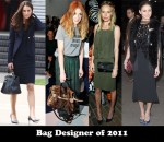 Bag Designer of 2011 - Mulberry