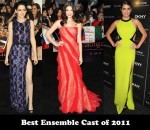 Best Ensemble Cast - The Twilight Cast