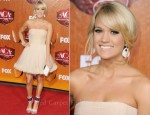 Carrie Underwood In Maria Lucia Hohan - 2011 American Country Awards