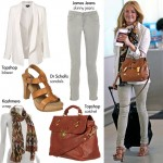 Steal Her Style: Cat Deeley's Fashion Flight