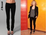 Charlize Theron's J Brand 912 Pencil Leg Low Rise Jeans