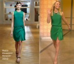 Claire Danes In Reed Krakoff - The View