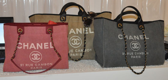 4f66fd927ba0ea The bag that is predicted to create the biggest buzz for Spring is the  Chanel Cabas tote.