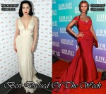 Best Dressed Of The Week - Dita von Teese In Tadashi Shoji & Iman In Zac Posen