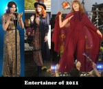Entertainer of 2011 - Florence Welch