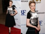 Evan Rachel Wood In Preen - Andrea Bocelli Foundation's 2011 Benefit Gala