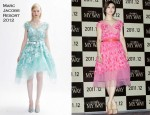 Fan Bingbing In Marc Jacobs - 'My Way' Seoul Press Conference
