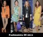 Fashionista Of 2011 Award - Olivia Palermo
