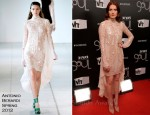 Florence Welch In Antonio Berardi - VH1 Divas Celebrates Soul
