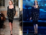 Florence Welch In Emilio Pucci, Naeem Khan & Temperley London - VH1's Divas Celebrate Soul Performances