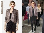 Giuliana Rancic's Rebecca Minkoff Becky Sequined Jacket