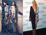 Isabel Lucas In Louis Vuitton - Louis Vuitton Maison Australia After Party