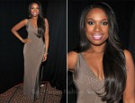 Jennifer Hudson In Pamella Roland - 'Christmas in Washington' Concert