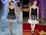 Jessica Chastain in Christian Dior – 2011 Marrakech International Film Festival 2011 Opening Ceremony