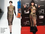 Jessie J In Falguni and Shane & Mark Fast - VH1 Divas Celebrates Soul