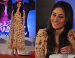 Kareena Kapoor In Vanessa Bruno - 'Ek Main Aur Ekk Tu' Mumbai Screening