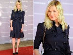 Kirsten Dunst In Burberry - The Hollywood Reporter's Annual 'Power 100: Women In Entertainment Breakfast