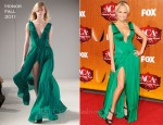 Kristin Chenoweth In Honor & Naeem Khan - 2011 American Country Music Awards