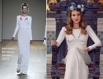 Lana Del Rey In Antonio Berardi - 'Born To Die' Video