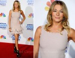 LeAnn Rimes In Azzedine Alaia - 2011 American Giving Awards