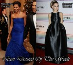 Best Dressed Of The Week - Michelle Obama In Vera Wang & Sarah Jessica Parker In Theyskens' Theory
