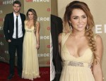 Miley Cyrus In Roberto Cavalli - 2011 CNN Heroes: An All-Star Tribute