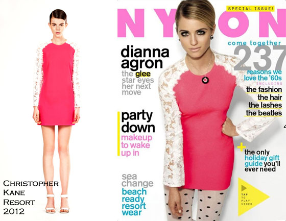 Dianna Agron - Page 59 - the Fashion Spot